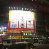 Al aire libre Solar Ad/anuncios y publicidad Publicidad Billboad Faro de luz LED
