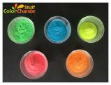 Serie en color de polvo fotoluminiscente /brillando en polvo para la tinta/pintura/plástico/Stone