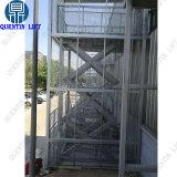 3 tonnellate Scissor gli elevatori idraulici del carico del magazzino da vendere