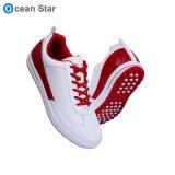 Fábrica de profissionais do lado de alta qualidade feito sapatos de golfe de calçado de desporto sola de borracha sapatos de golfe