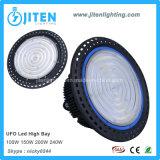 高い湾ライトAC85-265V 6000K LED産業ライト150W