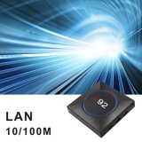 Vierradantriebwagen-Kern 64bit 2GB RAM/8GB des Fernsehapparat-I 92android Kasten-S905W Support 4K HD ROM-2.4GHz WiFi