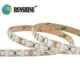 Marcação ce certificado RoHS 120d 3528 9.6W tira de LED