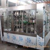 La Chine Le flacon en verre de bière entièrement automatique Machine de remplissage d'embouteillage de liquide avec couvercle de la Couronne