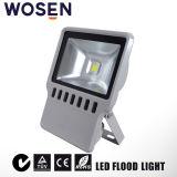 高い内腔100Wの低価格LEDのフラッドライトの部品