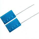 Desechables, contenedor de bloqueo de cable de alta seguridad de la etiqueta de cadena juntas (KD-314)