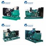 FAW 엔진 디젤 엔진 발전기 세트 디젤 Genset에 의해 강화되는 50Hz 75kw 94kVA Water-Cooling 침묵하는 방음