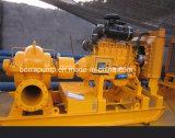 Наводнениями большой расход дизельного двигателя Split случае центробежным насосом