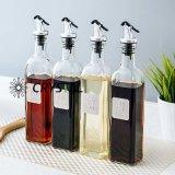 Botellas de aceite botella Spice/ /La salsa de soja y vinagre cruet de engrase a prueba de fugas de cocina