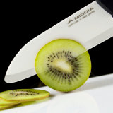 Керамические фруктовый нож+шеф-повара нож+ножа для очистки овощей+измельчения плата кухня комплекта ножей