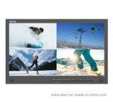28 Carry-on 4K Directeur de diffusion moniteur avec 12G-SDI, HDMI, VGA&entrées DVI