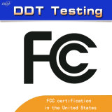 DVD/VCD 선수를 위한 FCC 증명서