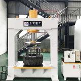 Zhongyou Berufsgabelstapler-Gummireifen-Presse für LKW-Reifen-Körper-Reifen