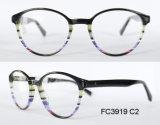 多彩なアセテートの光学フレームの接眼レンズ