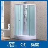 900mm de cabina de ducha de masaje completo
