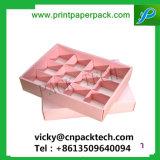 Color personalizado impreso el papel de embalaje de cartón cajas de la pantalla de confitería medicina Embalaje
