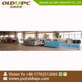Системная плата пены из ПВХ пластика WPC экструдера профиль лист штампованный алюминий линии PP PE пластиковые машины