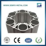 Perfil de aluminio extrusionado de alta precisión