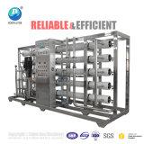 5000L/H usine de traitement de l'eau par osmose inverse