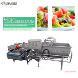 Automatique de type Vortex Chou Laitue Légumes Machine de traitement de lavage