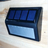 Venta caliente pared Solar LED Lámpara de pared de luz exterior