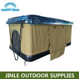 Handcranked шатер верхней части крыши автомобиля трудной раковины напольный для располагаться лагерем
