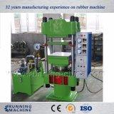350t de rubber Hydraulische die Machine van de Pers naar Sri Lanka (XLB-450*450) wordt uitgevoerd
