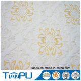 Tissu de coutil tricoté imperméable à l'eau de matelas de cru du grossiste 100% de la Chine poly