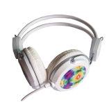 Écouteur sans fil de bandeau d'Overear Bluetooth