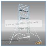 Safe Ce Tower Echafaudage en aluminium pour décoration