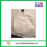 Housse de robe de mariage pliée non tissée personnalisée