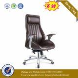 크롬 금속 기초 BIFMA 전무 이사 사무실 의자 (HX-NH117)