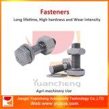 Différents boulons de la pente 8 de boulon en U de taille de dispositif de fixation d'approvisionnement chinois de constructeur