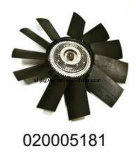 Ventilatorflügel D410mm für Cimmins Motor und die 020005481 Ventilator-Kupplung