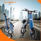 bicicleta elétrica do pneu gordo de 36V 500W para a mulher