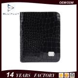 La mode en cuir rouge du grain de véritables Mini Pocket Wallet sac à main pour les hommes