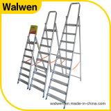 Высокая прочность внутренних гибкие Складная лестница из алюминия домашних хозяйств
