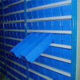 大箱のための調節可能で軽い金属の棚