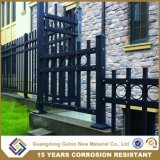 Painéis de alumínio facilmente montados da cerca