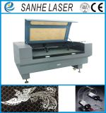 Máquina de gravação de gravador de gravador de laser 1000 * 800mm CO2 para couro de borracha