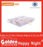 Goldene Maxdivani Natur-Bambusbett-Matratze
