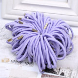 Fascia rotonda elastica dei capelli qualità di buona e di buoni prezzi