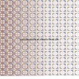 100%Polyester геометрический цветок Pigment&Disperse напечатал ткань для комплекта постельных принадлежностей