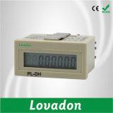 Релеий времени метра часа цифров аккумулятора отметчика времени счетчика счетчика и метра часа