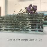 vidro ultra desobstruído do vidro de 25mm/flutuador/vidro desobstruído para a cortina Walls&Furniture