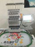中国の単一のヘッド最もよいデザイン刺繍機械
