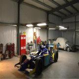 Construction préfabriquée d'acier de construction pour des applications industrielles et résidentielles