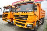 30 tonnes de la qualité 6X4 Shacman 340 de HP de capacité de camion à benne basculante lourd