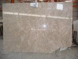 金ベージュ平板のベージュ自然な石造りの平板
