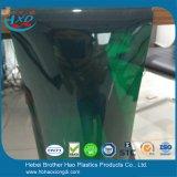 Puerta de tira flexible verde oscuro de la cortina de la pantalla de la soldadura del PVC del plástico de la seguridad de las Caliente-Ventas